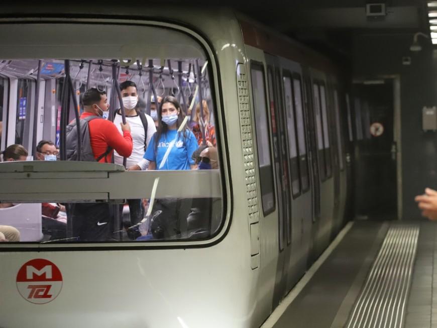 Lyon : retour du métro jusqu'à 2h du matin le week-end !