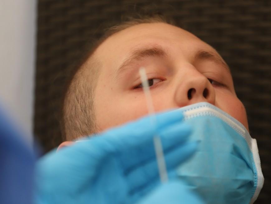 Coronavirus : le député du Rhône Bernard Perrut réclame de nouveaux sites de tests