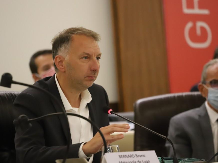 Reconfinement : le président de la Métropole de Lyon annonce des mesures d'urgence pour le 16 novembre