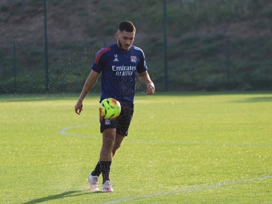 OL: Rayan Cherki frustré par son temps de jeu?