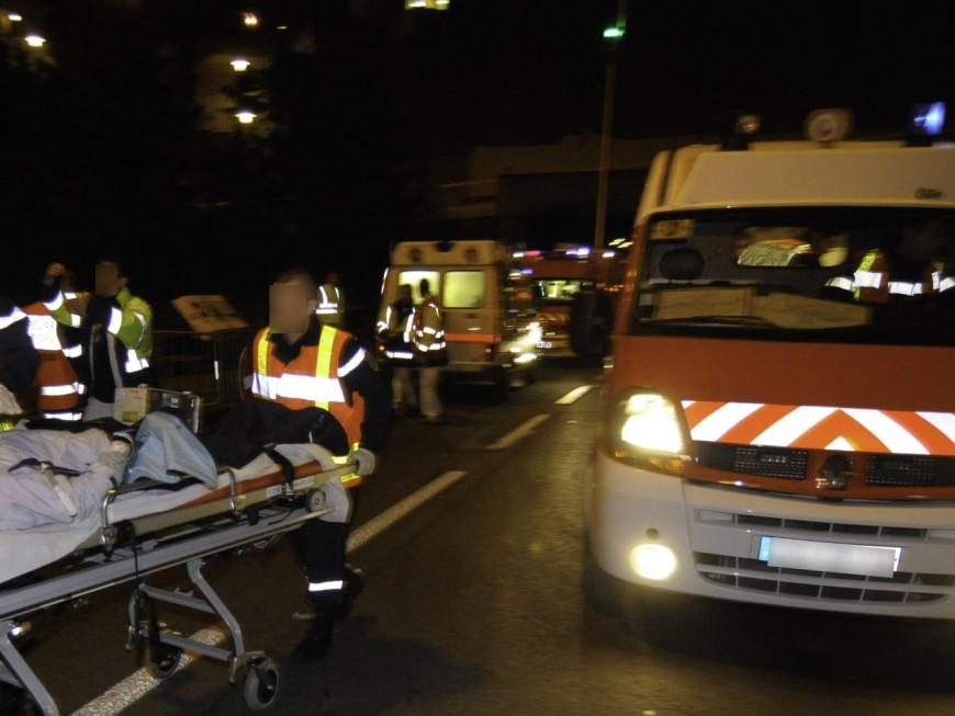 Lyon : une course-poursuite avec un go-fast à l'origine de l'accident mortel de ce vendredi