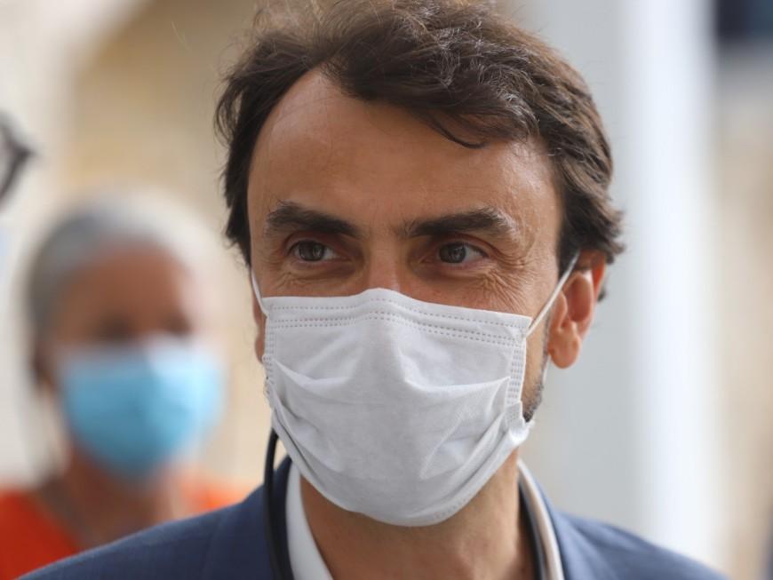 """Grégory Doucet : """"Il est temps de se rencontrer avec Laurent Wauquiez"""" pour gérer la crise sanitaire"""