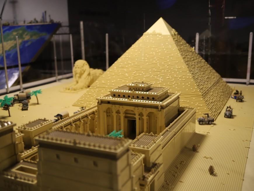 Près de Lyon : Mini World rouvre avec une nouvelle exposition Lego