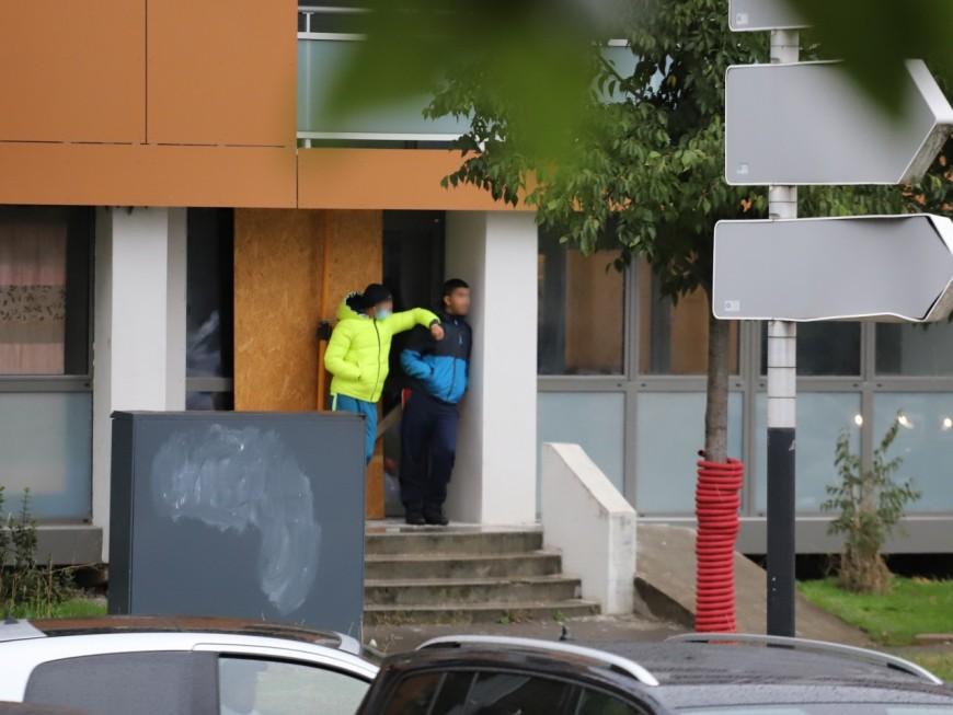 Villeurbanne: la police fait tomber un point de deal qui générait 200 à 300 transactions par jour