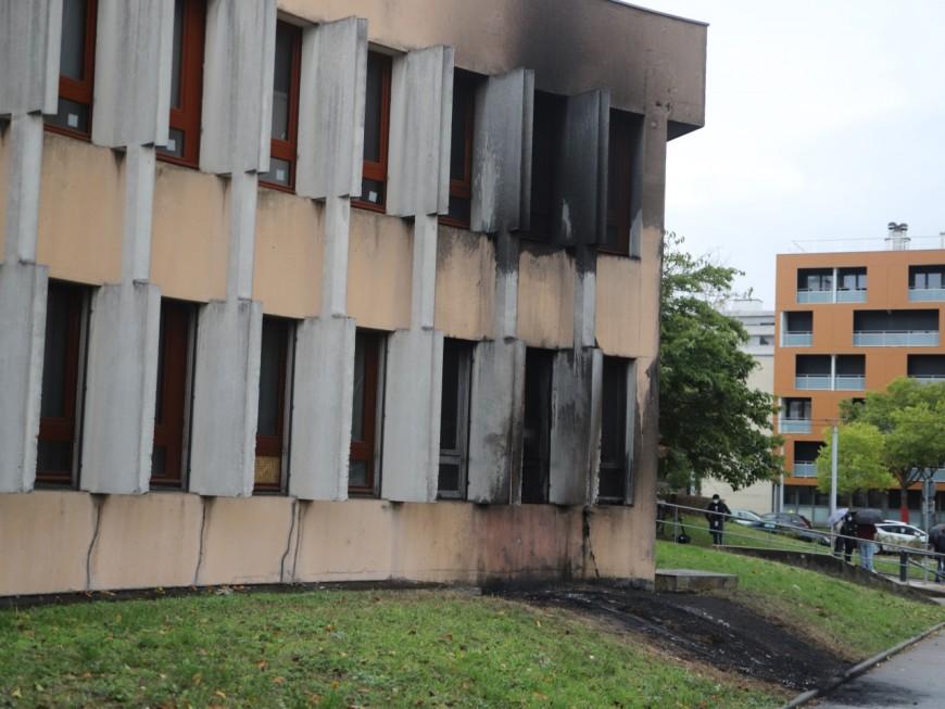 Un appel à témoin après les violences urbaines à Rillieux-la-Pape
