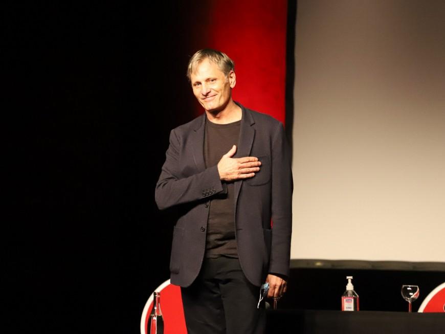 A Lyon, Viggo Mortensen pose un regard modeste sur sa vie d'artiste hors norme