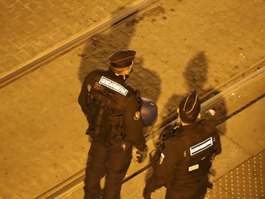 Les gendarmes du Rhône mis à l'honneur ce lundi soir sur TFX