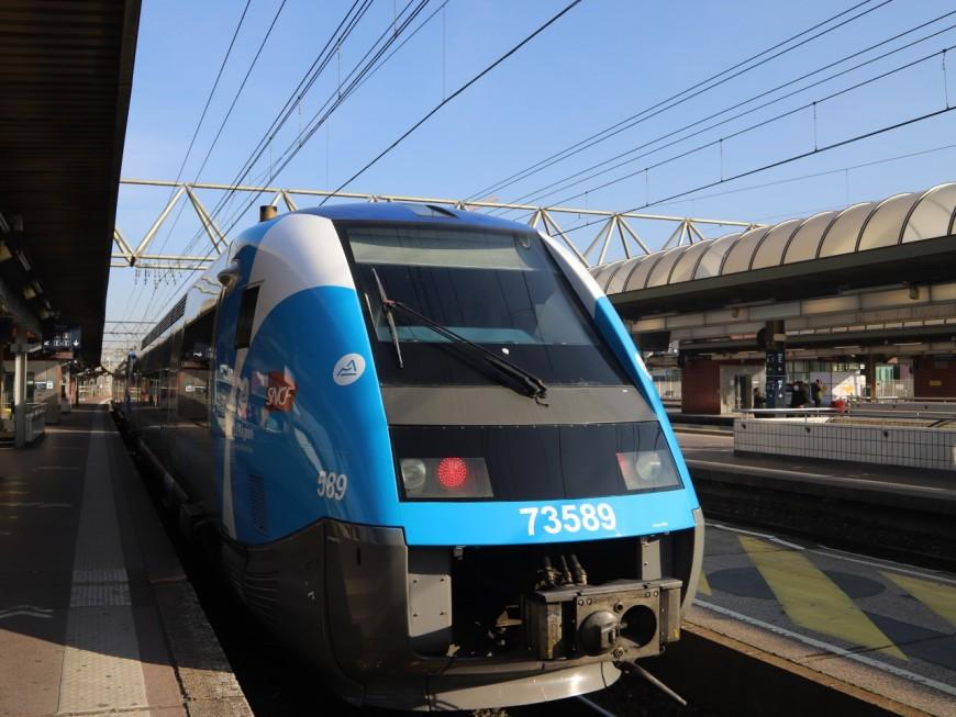 Agressée sexuellement dans le TER en direction de Lyon : du sursis pour son assaillant