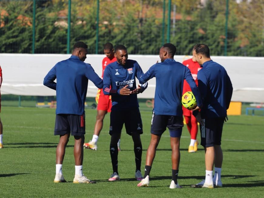 """OL-Reims: les Lyonnais ont """"envie de rester sur le podium"""""""