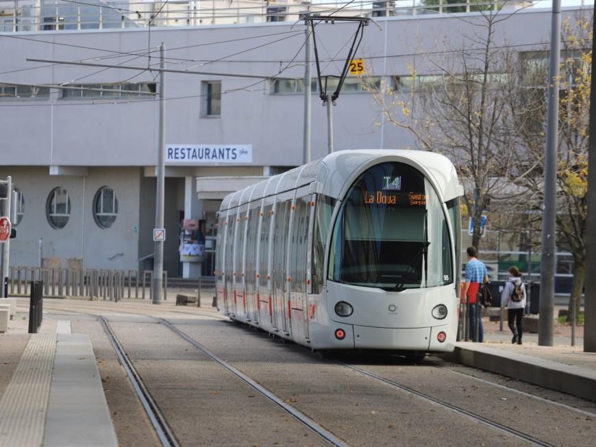 Lyon : les tramways T1, T3 et T4 perturbés la semaine prochaine pour cause d'élagage