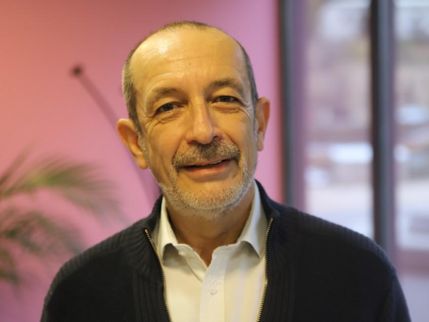 """Jean-Charles Kohlhaas : """"Ce n'est pas notre priorité de baisser le tarif du Rhônexpress si vous prenez l'avion"""""""