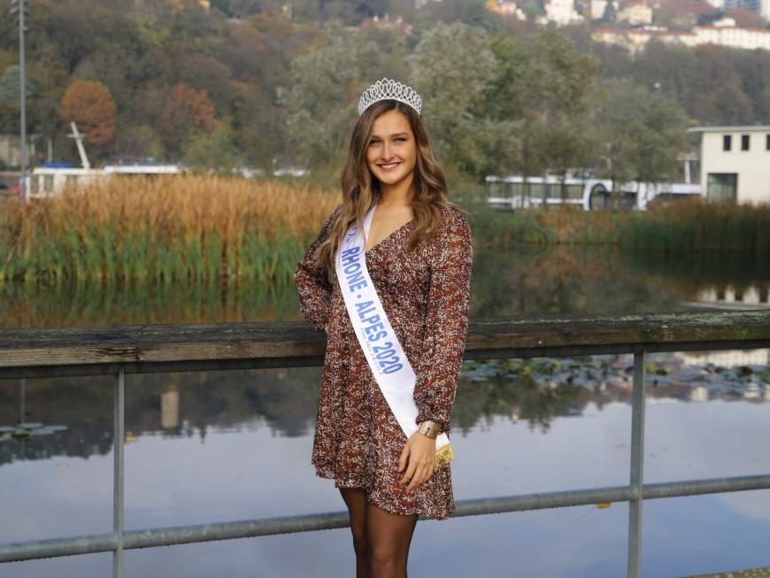 Miss France 2021: c'est le grand jour pour Anaïs Roux, Miss Rhône-Alpes 2020!