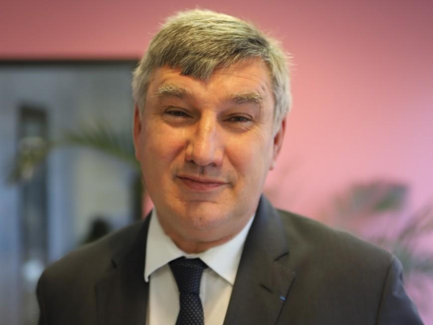 """Christophe Guilloteau : """"Dans le Rhône, certains derniers commerces de village ne rouvriront jamais"""""""