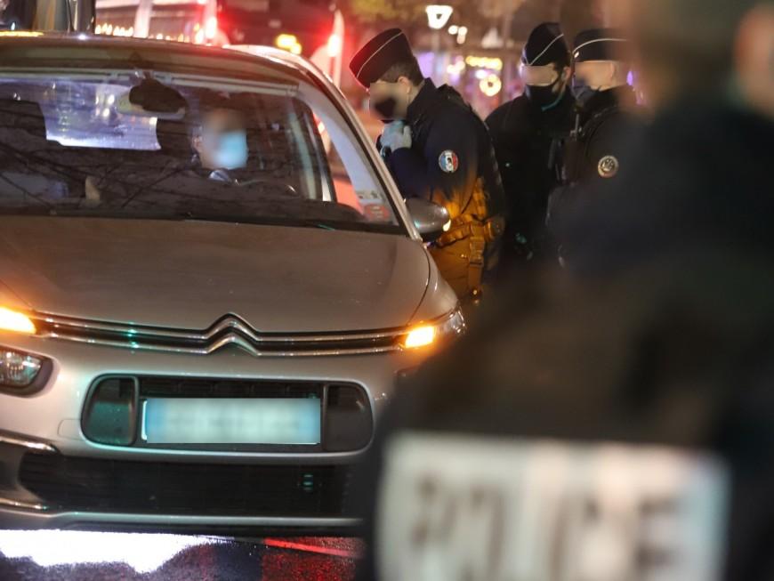 Près de Lyon: sans permis, il prend la route chargé en cannabis malgré une interdiction de sortie