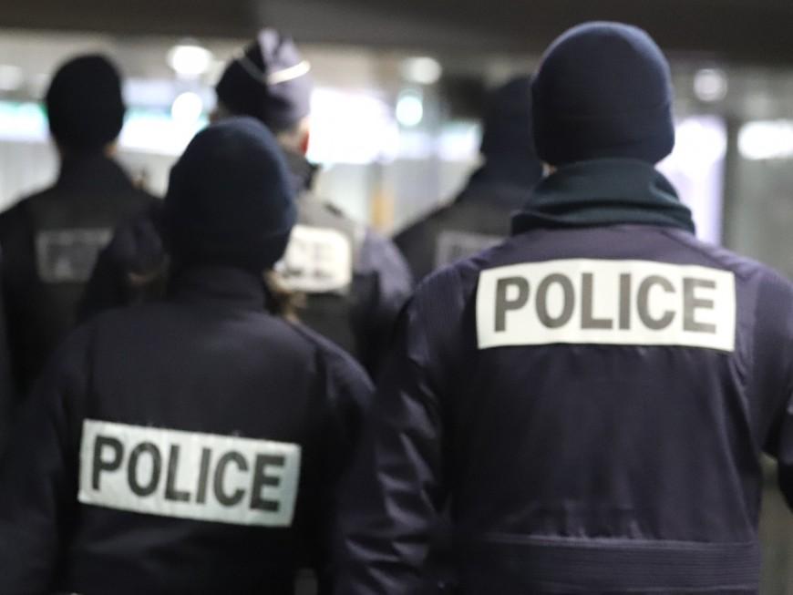 Lyon: il vole une dame âgée puis frappe un policier de la BAC
