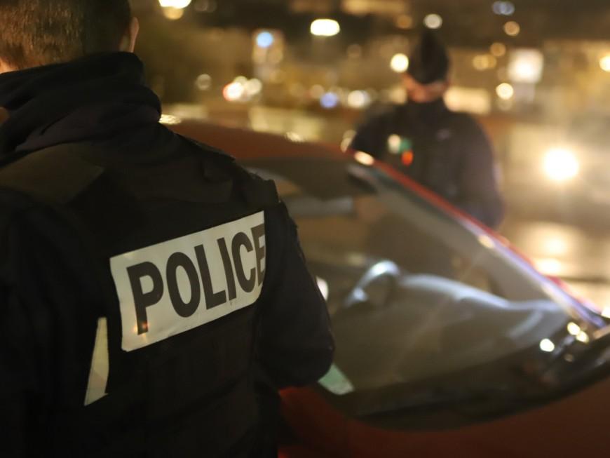 Près de Lyon : contrôlé à 207 km/h au lieu de 110, il réussit à fuir la police