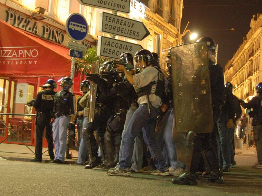 Lyon, une no-go zone selon le Daily Express