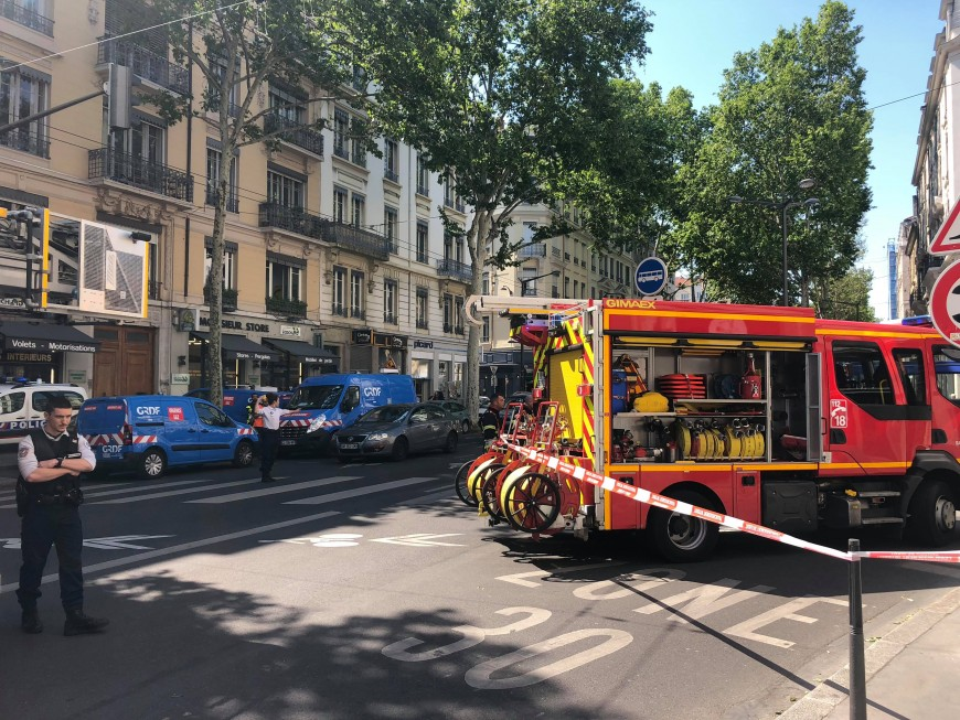 Lyon : un technicien provoque une fuite de gaz dans le 7e arrondissement