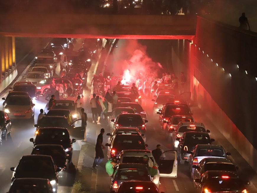 Victoire de l'Algérie en finale de la CAN : des supporters dérapent dans Lyon