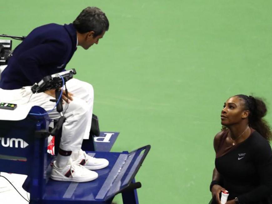 Accusé de sexisme par Serena Williams, l'arbitre le plus controversé du moment habite… près de Lyon !