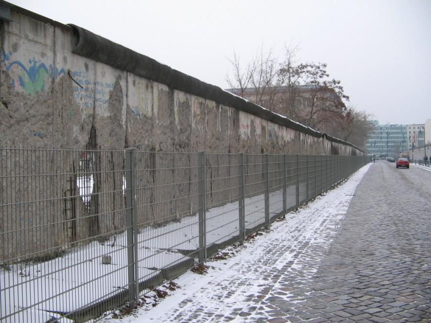 Chute du mur de Berlin : deux lyonnais se souviennent