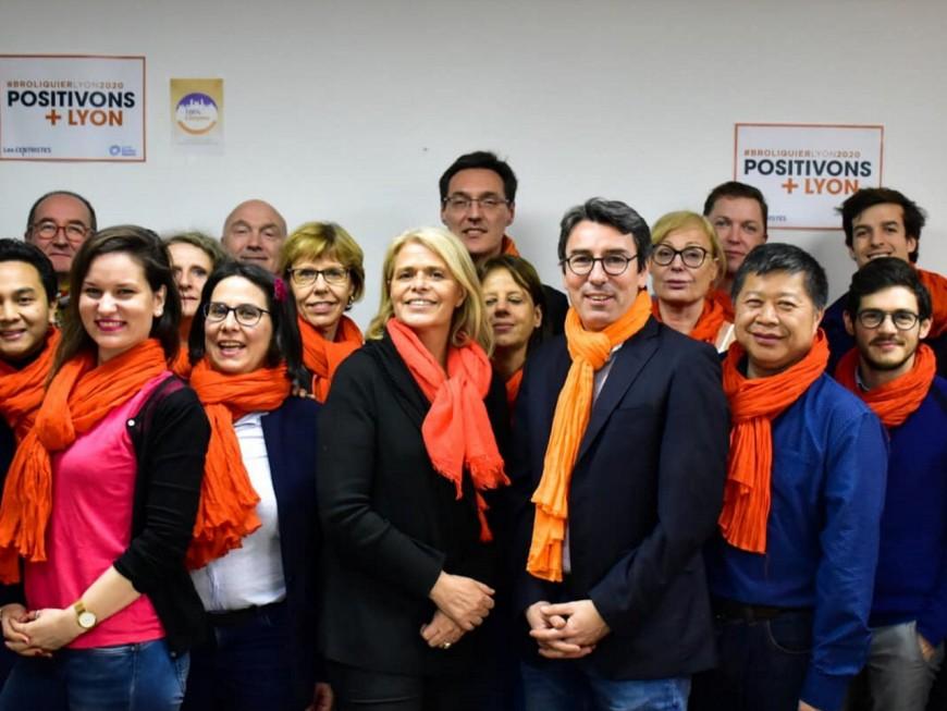 """Municipales à Lyon : """"la politique est un service rendu"""" selon Françoise Deydier"""