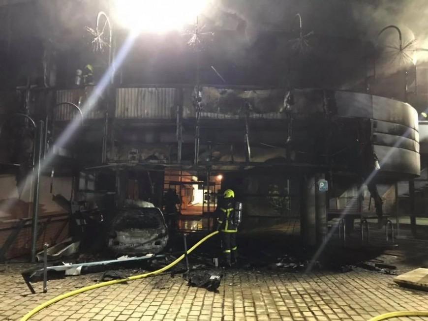 La Région débloque 100 000 euros après l'attaque de la mairie de Villefontaine