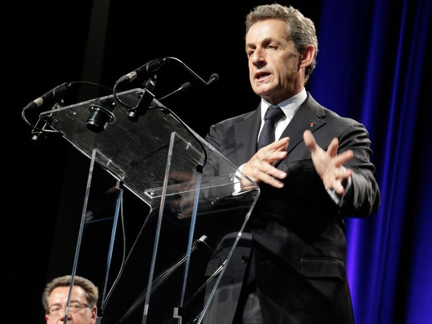 """Nicolas Sarkozy à Rillieux : """"Montrons à la France que tout n'est pas fichu"""""""