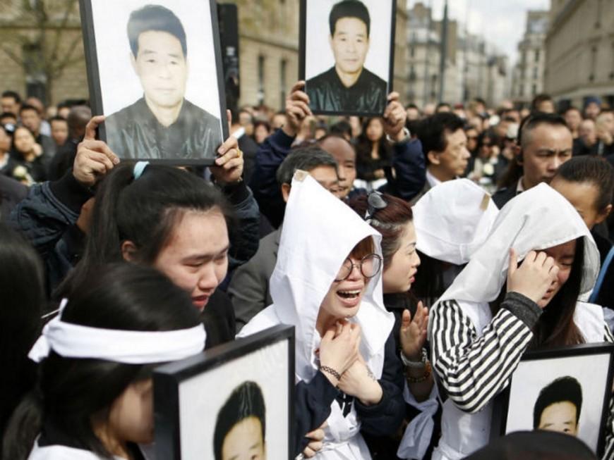 La communauté chinoise de Lyon va manifester pacifiquement ce mardi