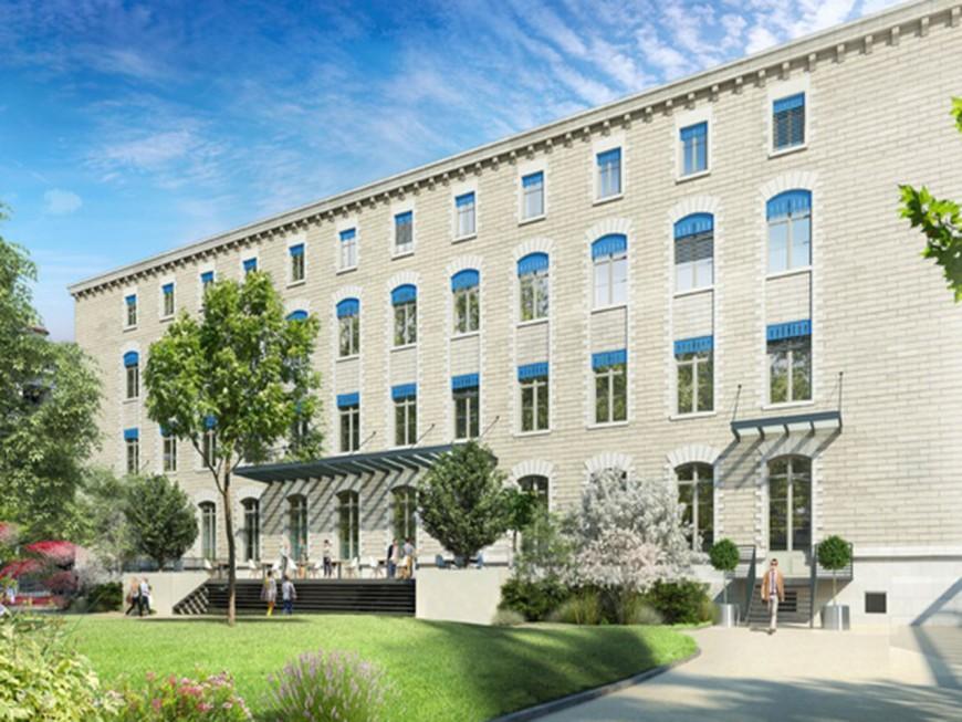 Lyon : l'ex-collège Serin va se métamorphoser