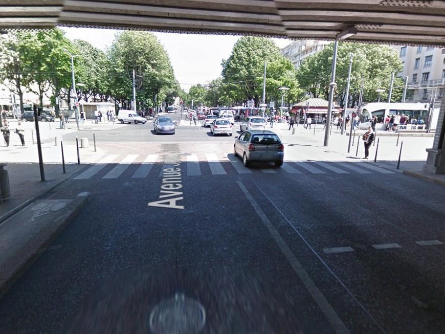 Accident avenue Berthelot : le chauffard mis en examen et placé sous contrôle judiciaire