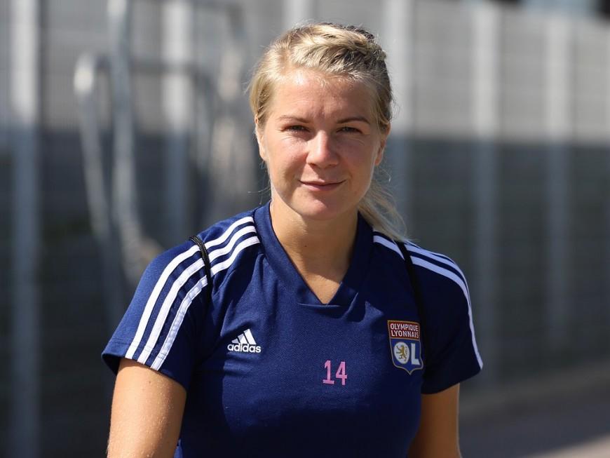 OL féminin : Ada Hegerberg opérée d'une fracture de fatigue