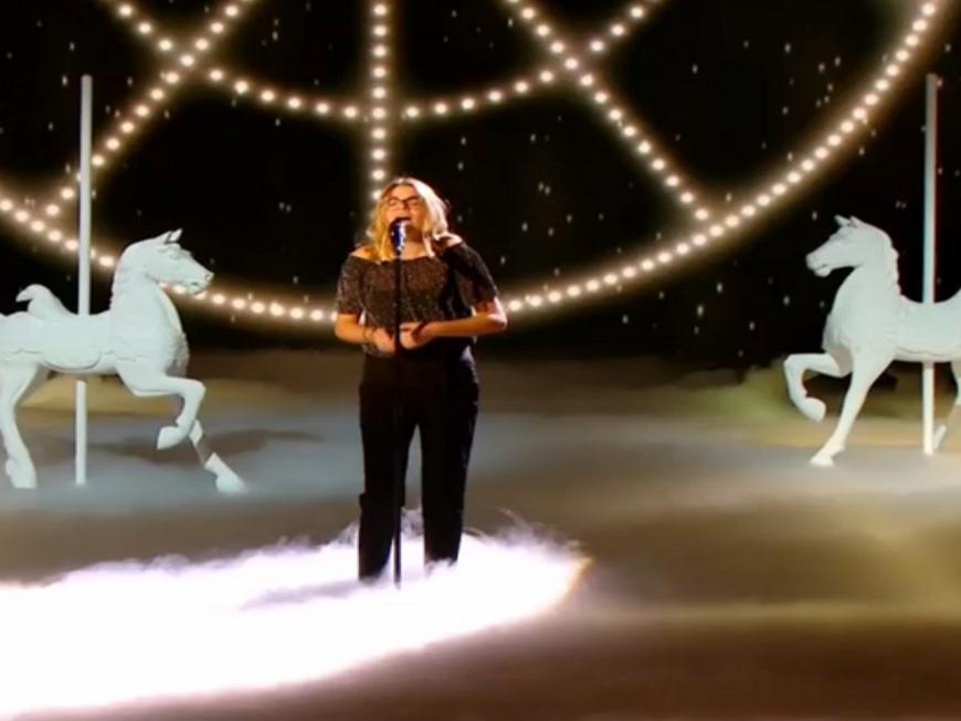 """""""The Voice Kids"""" : la Lyonnaise Agathe Bonin échoue en finale"""