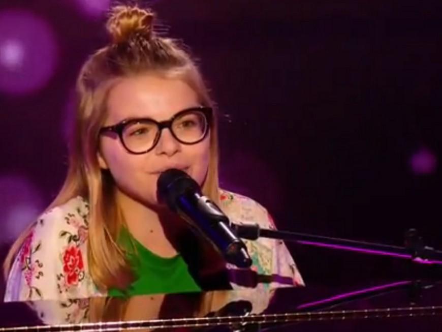 Une jeune Rhodanienne fait sensation à The Voice Kids !