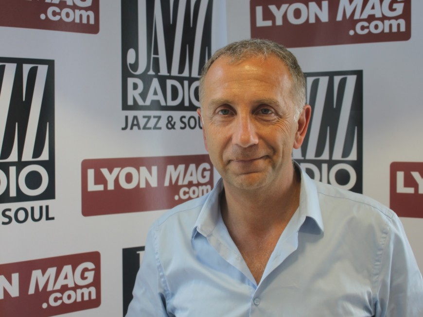 """Alain Giordano : """"De par son histoire, Lyon mérite une fête de la rose chaque année"""""""