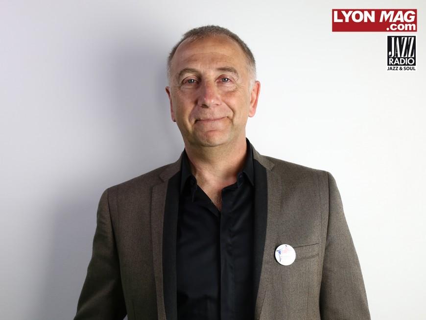 """Alain Giordano (Ville de Lyon) : """"Je sais que les gens veulent de plus en plus d'arbres"""""""
