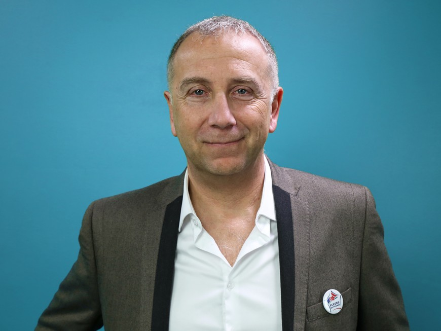 """Alain Giordano (Ville de Lyon) : """"À Lyon, nous avons un espace vert à proximité de chaque habitation"""""""
