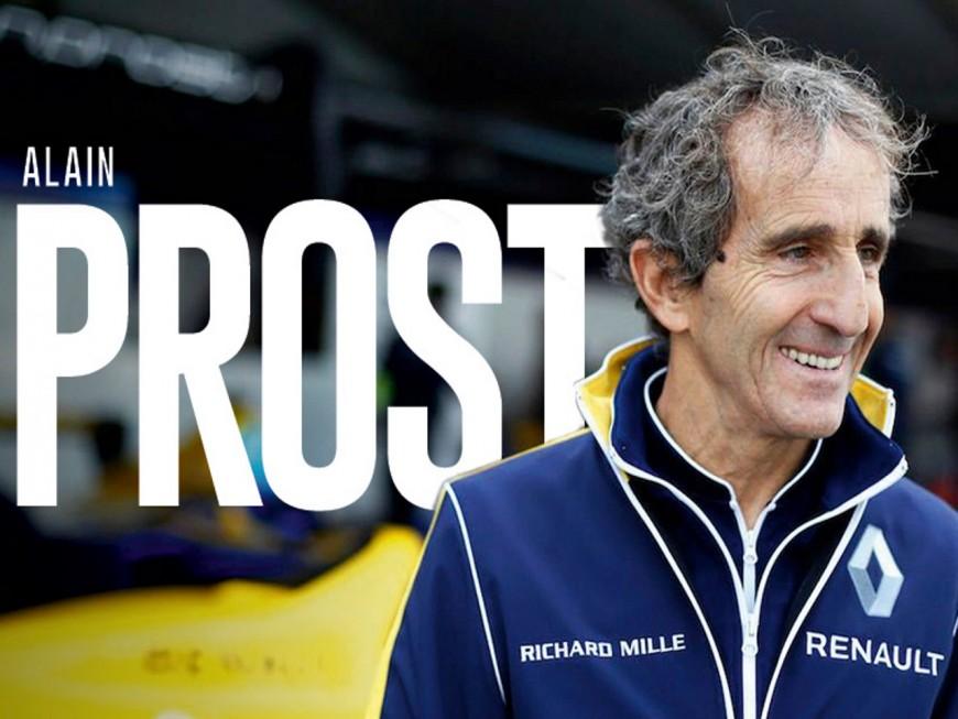 Alain Prost sera l'invité d'honneur de l'Institut Lumière le 27 janvier