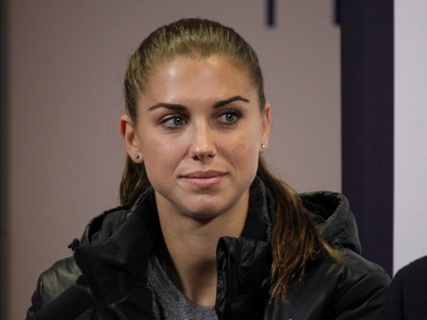 Alex Morgan quitte déjà l'OL féminin