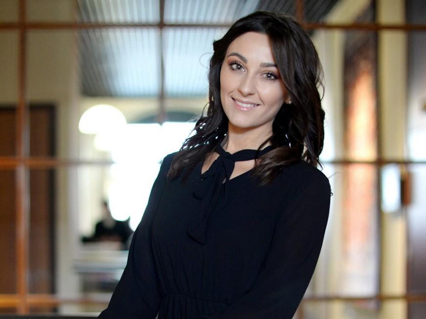 Alexandra Renoud élue Miss Elégance 2017
