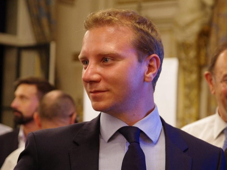 Le maire de Rillieux Alexandre Vincendet reçu au ministère de l'Intérieur