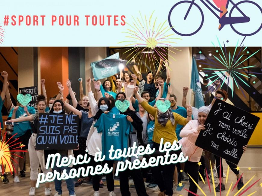 Lyon: la salle de sport envahie par Alliance Citoyenne va autoriser le port du voile
