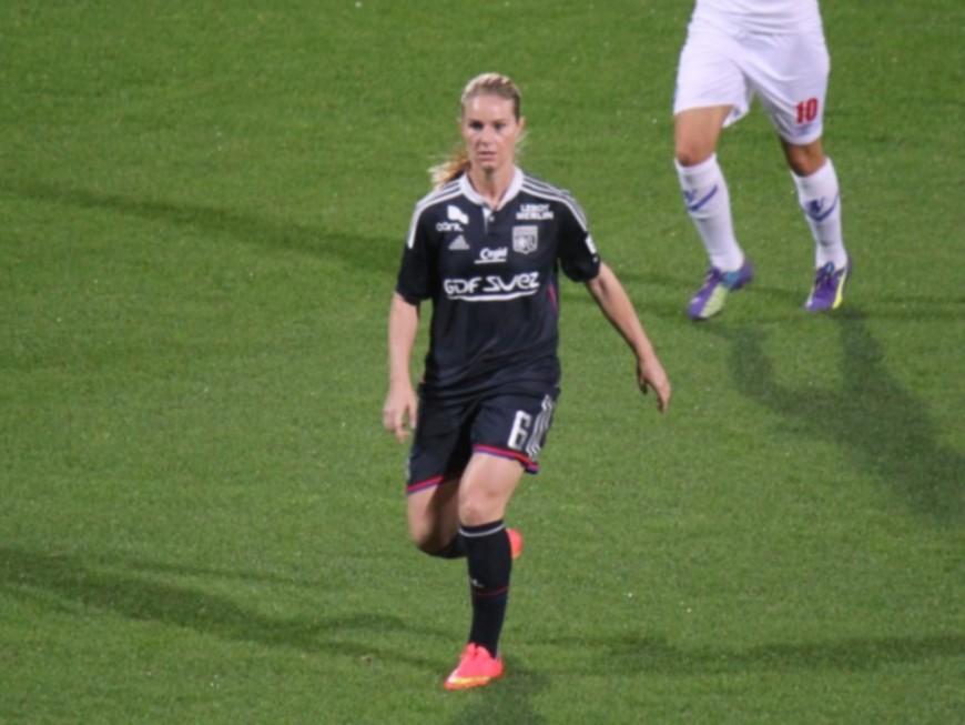 Coupe du monde féminine : Amandine Henry deuxième meilleure joueuse du tournoi