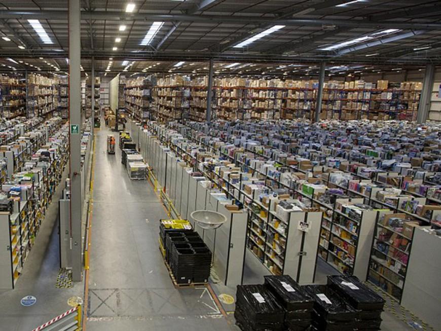 A cause des recours, le centre logistique d'Amazon n'ouvrira pas en 2019 près de Lyon