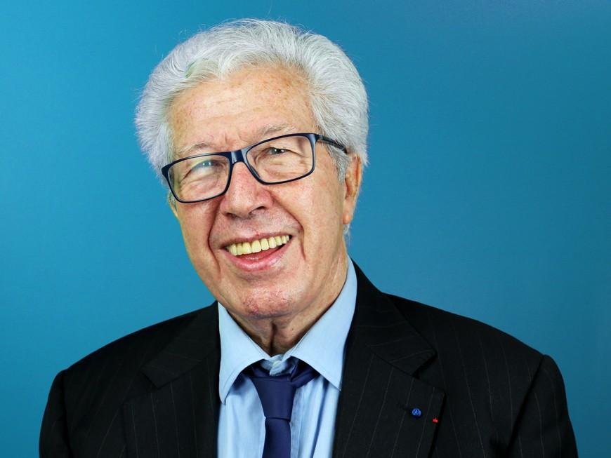 """André Soulier, 1er adjoint de Francisque Collomb (83-89) : """"Interpol a apporté une identification de Lyon sur la carte"""""""