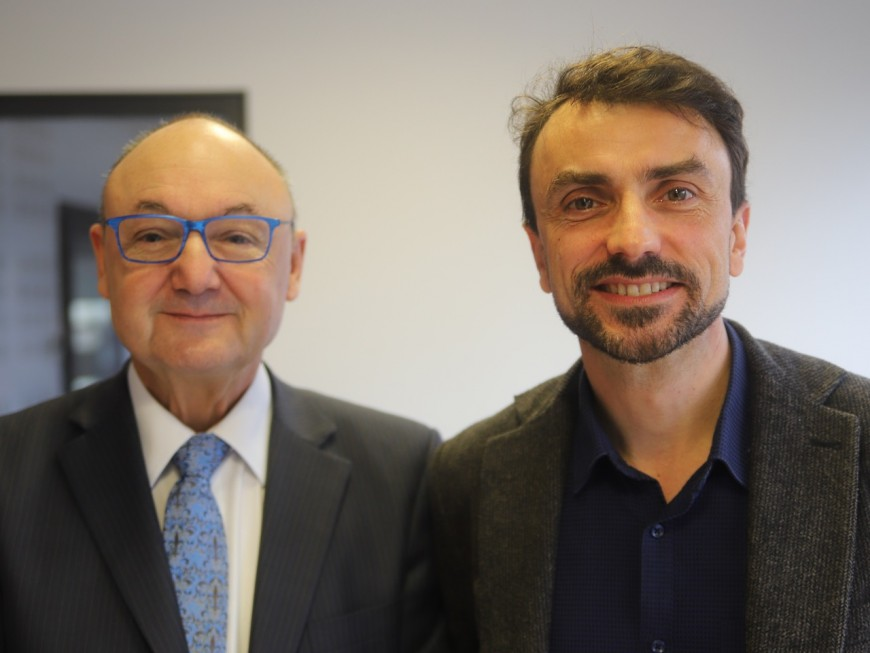 """Grégory Doucet : """"Le sondage confirme la forte attente en matière d'écologie à Lyon"""""""