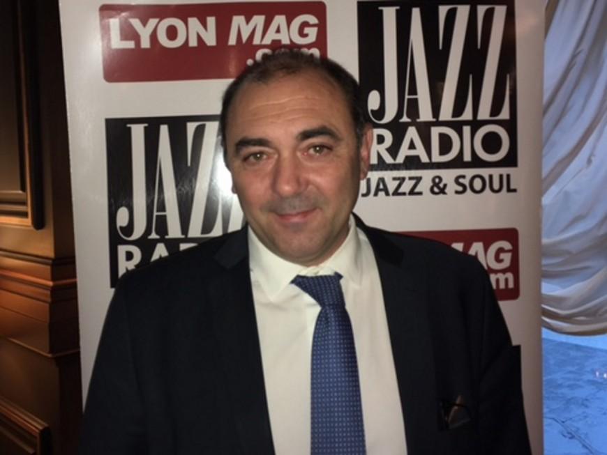 """Gilles Gascon : """"Travailler en bonne intelligence autour d'un vrai contournement de Lyon"""""""