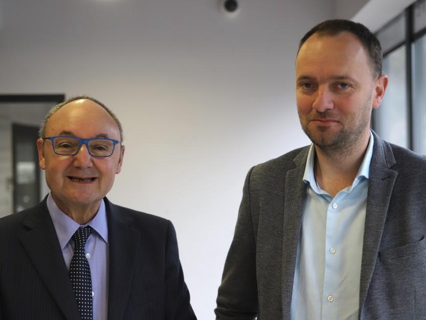 """Thomas Gassilloud : """"Les jeunes se sont auto-censurés pour le Grand débat national dans le Rhône"""""""