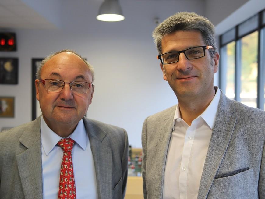"""Christophe Geourjon : """"Catalyser des idées nouvelles pour la Métropole de Lyon à 10, 20 ou 30 ans"""""""
