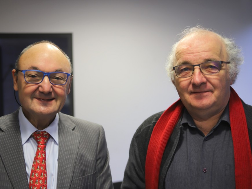 """Pierre-Alain Millet : """"Collomb veut effacer la place des communes dans le débat métropolitain"""""""